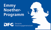 Logo of the Emmy Noether Programme