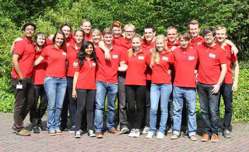 Photo of the iGEM Team 2015