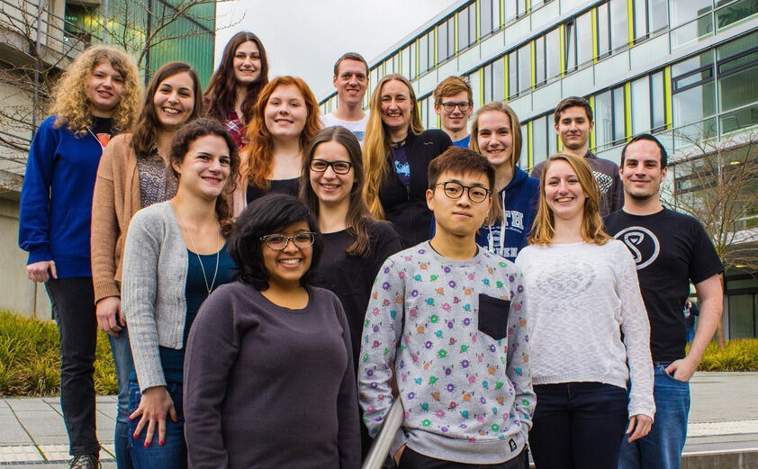 Photo of the iGEM Team 2016